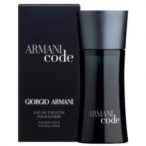 Equivalente Giorgio Armani Black Code 80ml