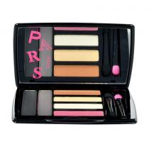 Guerlain Crazy Paris Eye Palette Neon Look  10,5G    Ženski (Cosmetic)